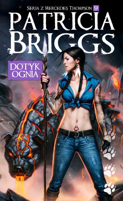 Patricia Briggs Dotyk ognia недорого