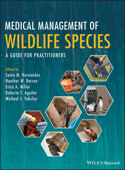 Heather W. Barron Medical Management of Wildlife Species patents and wildlife