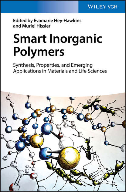 Фото - Группа авторов Smart Inorganic Polymers john w nicholson the chemistry of polymers