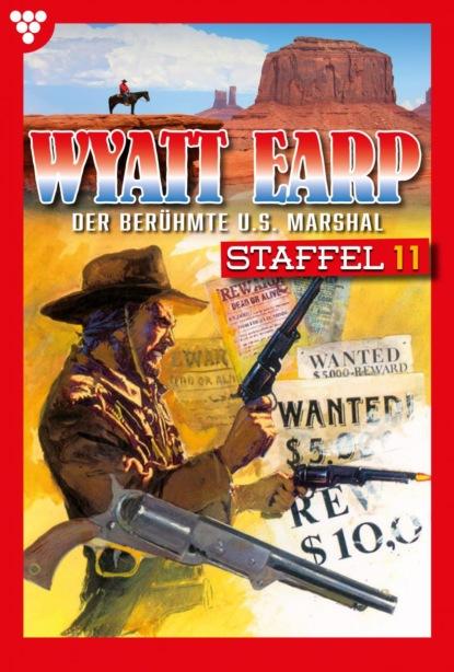 Фото - William Mark D. Wyatt Earp Staffel 11 – Western susann teoman der teufel sieht rot