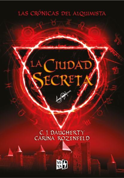 C.J. Daugherty La ciudad secreta недорого
