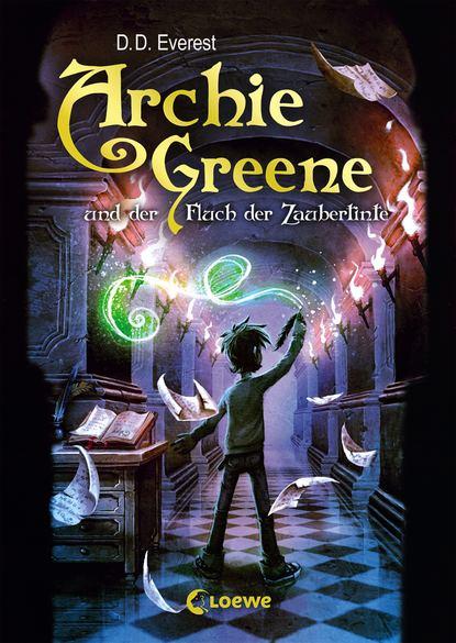 D. D. Everest Archie Greene und der Fluch der Zaubertinte d d everest archie greene i sekret czarodzieja