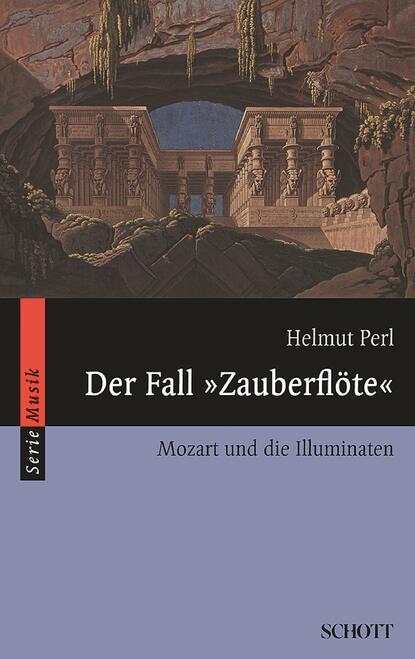 Helmut Perl Der Fall Zauberflöte perl