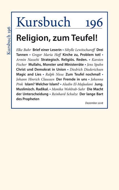 Группа авторов Kursbuch 196