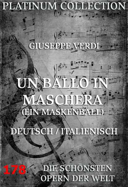 Giuseppe Verdi Un Ballo In Maschera (Ein Maskenball) giuseppe verdi i vespri siciliani