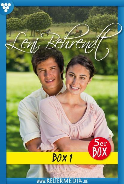 Leni Behrendt Leni Behrendt Box 1 – Liebesroman недорого
