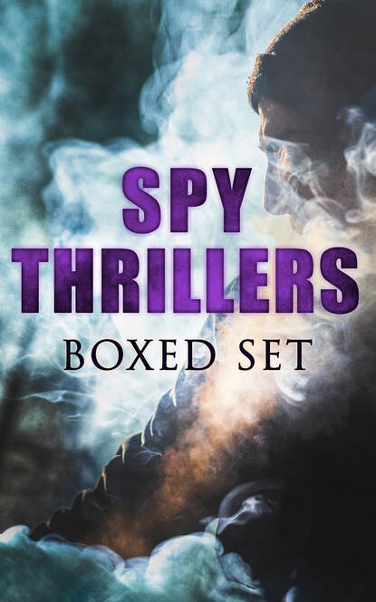 Джозеф Конрад SPY THRILLERS - Boxed Set