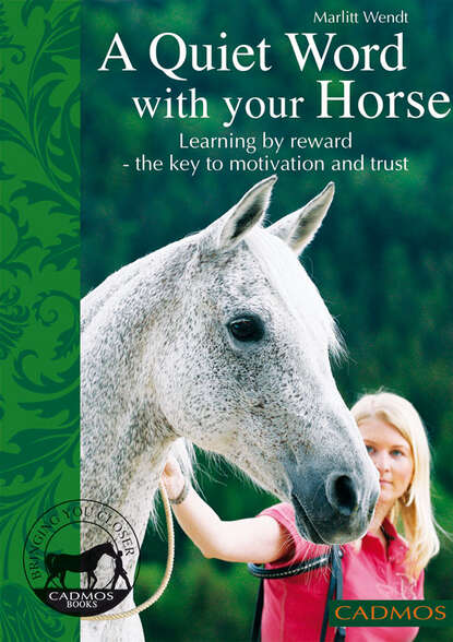 Marlitt Wendt A quiet word with your horse marlitt wendt die intelligenz der pferde