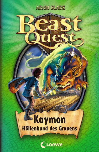 Adam Blade Beast Quest 16 – Kaymon, Höllenhund des Grauens недорого