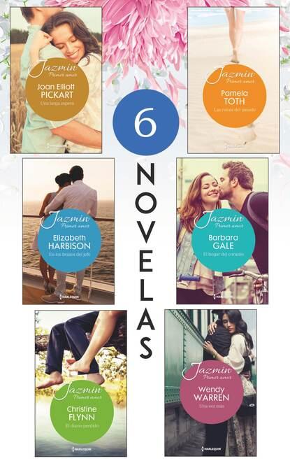 Varias Autoras E-Pack Jazmín Tu primer amor 2 - noviembre 2019 varias autoras pack las novias balfour 2