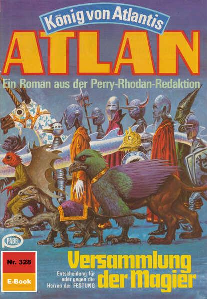 Marianne Sydow Atlan 328: Versammlung der Magier marianne sydow atlan 430 razamon der spion