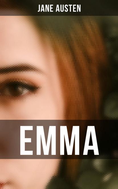 Джейн Остин Emma остин дж emma эмма isbn 9785992504514
