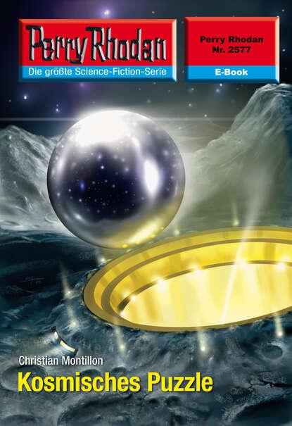Christian Montillon Perry Rhodan 2577: Kosmisches Puzzle недорого