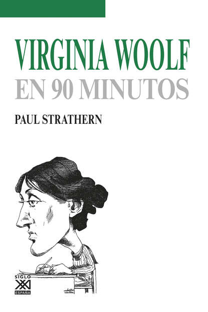 Paul Strathern Virginia Woolf en 90 minutos paul strathern en 90 minutos pack filósofos 2