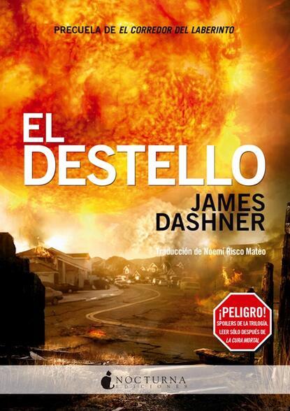 Джеймс Дэшнер El destello недорого