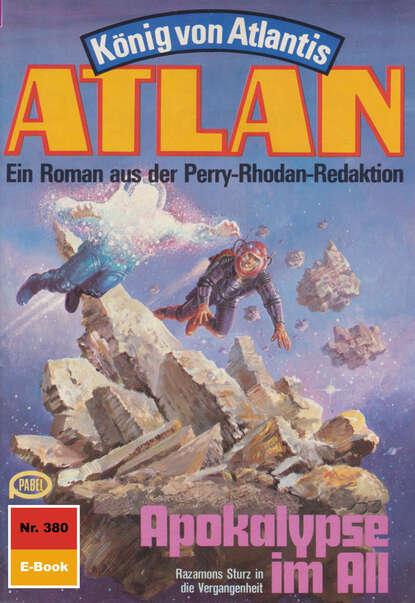 Clark Darlton Atlan 380: Apokalypse im All josephine klingebeil durers apokalypse