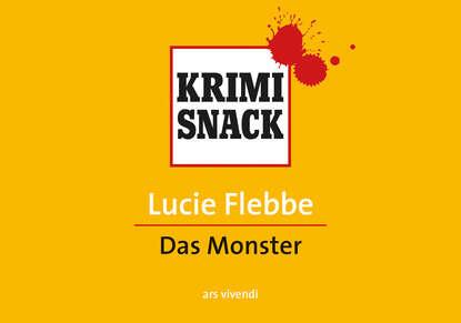 Lucie Flebbe Das Monster (eBook) lucie flebbe jenseits von tot