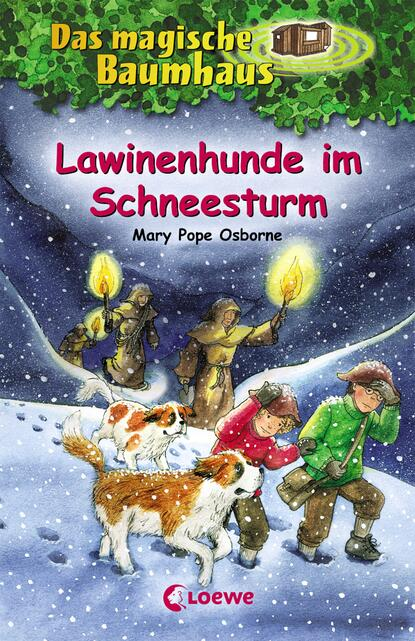 Фото - Mary Pope Osborne Das magische Baumhaus (Band 44) - Lawinenhunde im Schneesturm widar aspeli schneesturm norwegen krimi