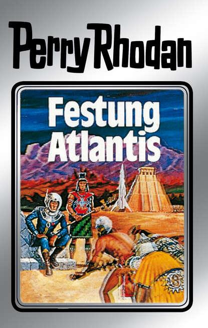 K.H. Scheer Perry Rhodan 8: Festung Atlantis (Silberband) недорого