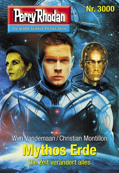 Christian Montillon Perry Rhodan 3000: Mythos Erde недорого