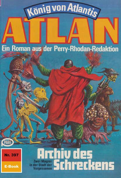 Marianne Sydow Atlan 397: Archiv des Schreckens h g ewers atlan 152 der ring des schreckens
