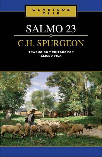 C. H. Spurgeon El Salmo 23 недорого
