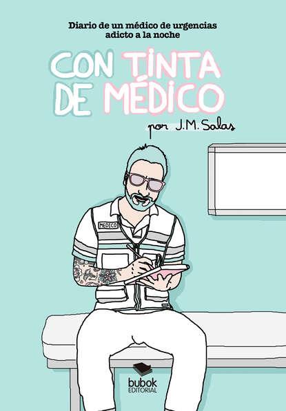 J.M. Salas Con tinta de médico недорого