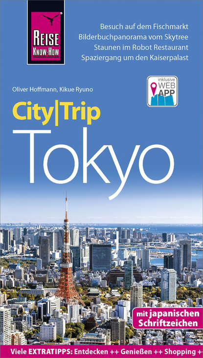 Oliver Hoffmann Reise Know-How CityTrip Tokyo david blum reise know how citytrip leipzig
