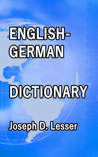 Joseph D. Lesser English / German Dictionary german mini dictionary