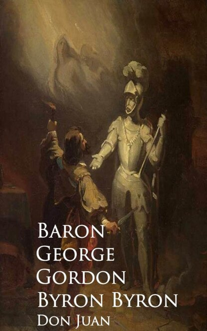 Baron George Gordon Byron Byron Don Juan недорого
