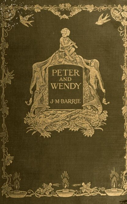 J. M. Barrie Peter Pan or Peter and Wendy j m barrie inkwater classics peter pan