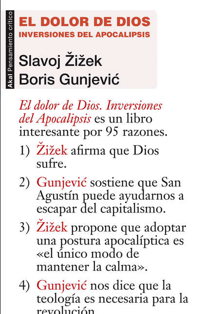 Фото - Slavoj Žižek El dolor de Dios slavoj žižek revolution at the gates