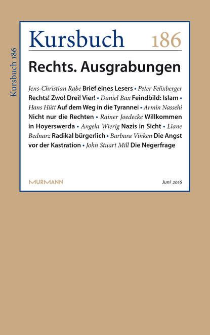 Группа авторов Kursbuch 186