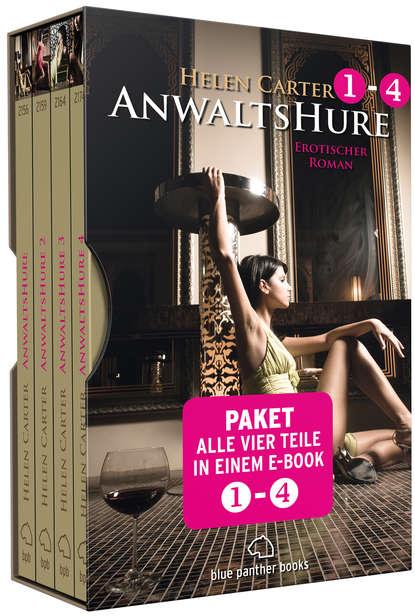 Helen Carter Anwaltshure 1-4 | Erotik Paket Bundle | Alle vier Teile in einem E-Book | 4 Erotische Roman недорого