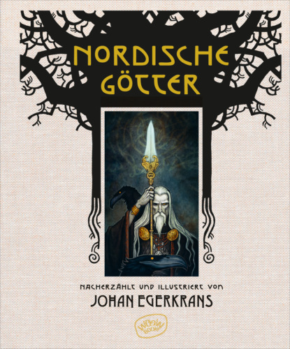 Johan Egerkrans Nordische Götter