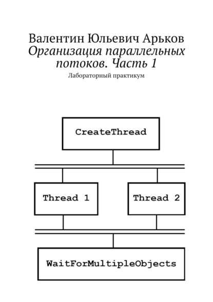 Валентин Юльевич Арьков Организация параллельных потоков. Часть1. Лабораторный практикум
