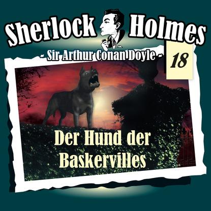 Фото - Артур Конан Дойл Sherlock Holmes, Die Originale, Fall 18: Der Hund der Baskervilles frederick henry wilkens zum hochalemannischen konsonantismus der althochdeutschen zeit german edition