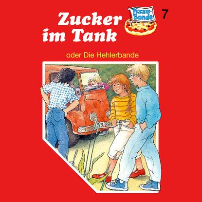 Tina Caspari Pizzabande, Folge 7: Zucker im Tank (oder Die Hehlerbande)