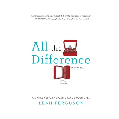 Leah Ferguson All the Difference (Unabridged) leah vale the marine