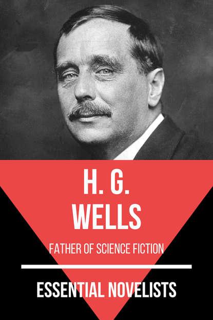 H. G. Wells Essential Novelists - H. G. Wells wells wells the time machine