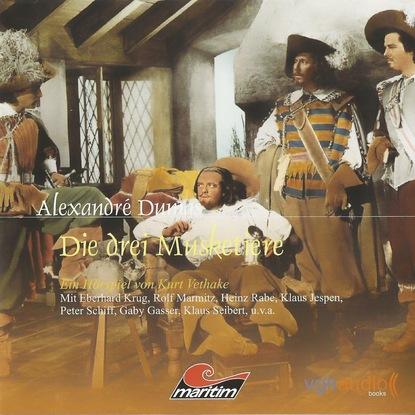 Александр Дюма Die drei Musketiere александр дюма alexandre dumas die drei musketiere