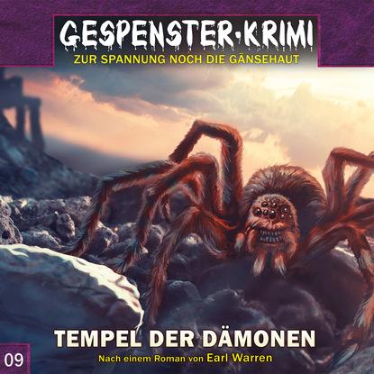 Фото - Earl Warren Gespenster-Krimi, Folge 9: Tempel der Dämonen earl warren gespenster krimi folge 9 tempel der dämonen