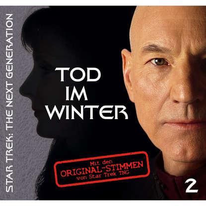 Michael Jan Friedman Star Trek - The Next Generation, Tod im Winter, Episode 2 michael jan friedman crossover