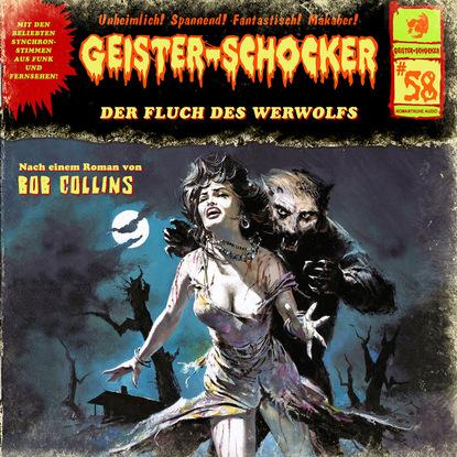 Bob Collins Geister-Schocker, Folge 58: Der Fluch des Werwolfs недорого