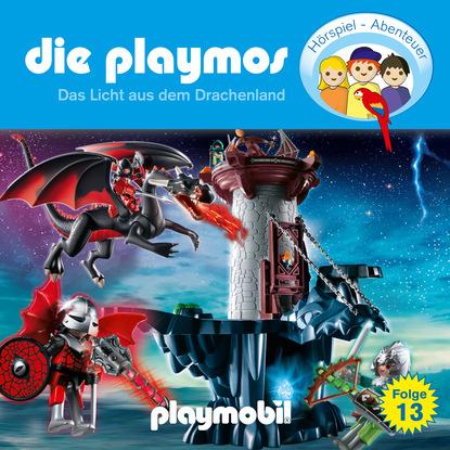 Фото - Simon X. Rost Die Playmos - Das Original Playmobil Hörspiel, Folge 13: Das Licht aus dem Drachenland klaus behling der letzte macht das licht aus
