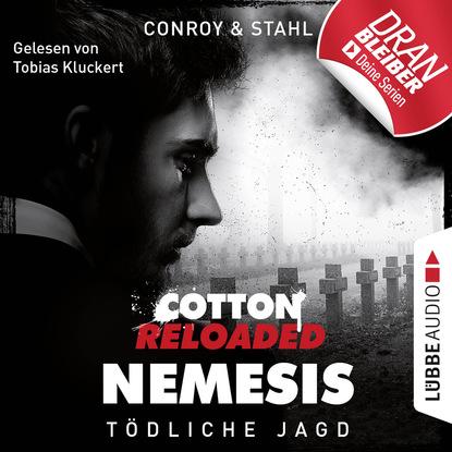 Gabriel Conroy Jerry Cotton, Cotton Reloaded: Nemesis, Folge 6: Tödliche Jagd (Ungekürzt) peter mennigen jerry cotton cotton reloaded folge 15 tödliche bescherung