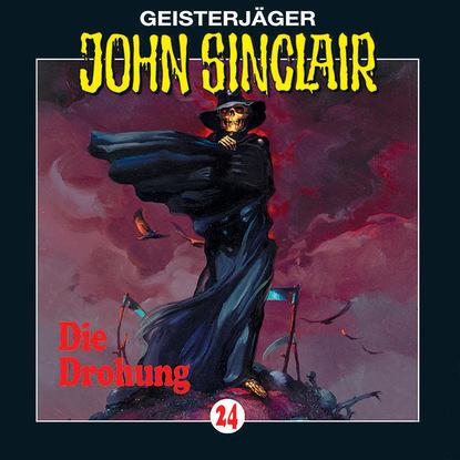 Jason Dark John Sinclair, Folge 24: Die Drohung (1/3) jason dark john sinclair folge 16 die horror cops 1 3