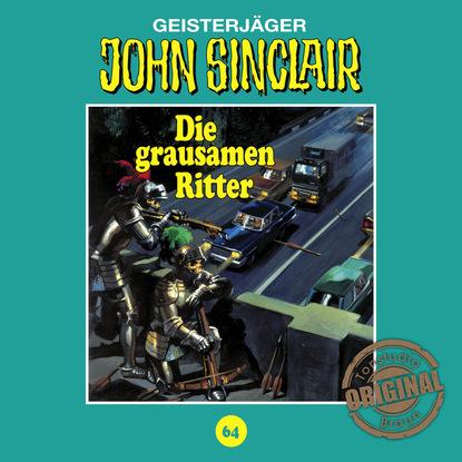 Jason Dark John Sinclair, Tonstudio Braun, Folge 64: Die grausamen Ritter. Teil 1 von 2 jason dark john sinclair tonstudio braun folge 17 die drohung teil 1 von 3