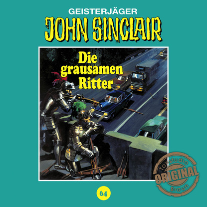 Jason Dark John Sinclair, Tonstudio Braun, Folge 64: Die grausamen Ritter. Teil 1 von 2 jason dark john sinclair folge 24 die drohung 1 3