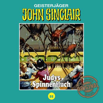 Jason Dark John Sinclair, Tonstudio Braun, Folge 55: Judys Spinnenfluch jason dark john sinclair tonstudio braun folge 39 mörder aus dem totenreich